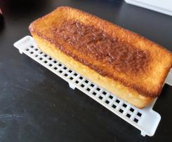 Cake au pulco citron