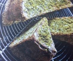 gateauu moelleux a la pistache rapide et simple