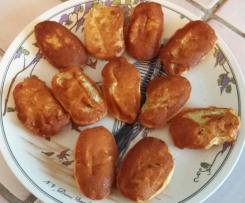 Madeleines de pomme de terre