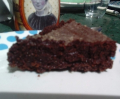 Fondant au chocolat à l'huile de coco