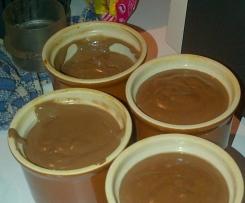 Crème dessert chocolat/caramel (Carambar)
