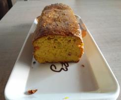 Cake aux carottes rapide