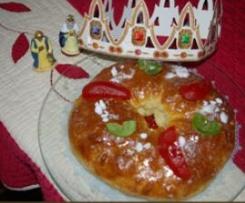la brioche des rois (gâteau des rois provençal)