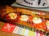 Tarte croustillante aux épinards, tomate et chèvre