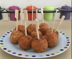 Pops cake aux chorizo