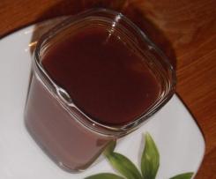 Crème au chocolat de ma grand mère au lait végétal