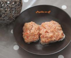 Cabillaud en croûte de tomates