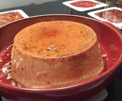 Crème renversée ( cuisson en autocuiseur electrique)