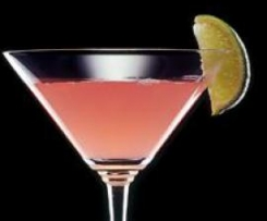 Cosmopolitan à ma façon - boisson alcoolisée