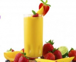 Smoothie Vanille Banane