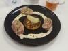 Médaillons Ardennais, sauce au Langres et sa galette de Granny-smith - Thermostars