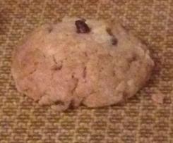 Cookies aux pépites de chocolat et aux éclats de caramel