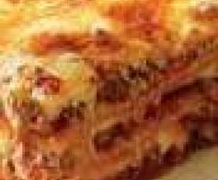 Lasagne de Matsa