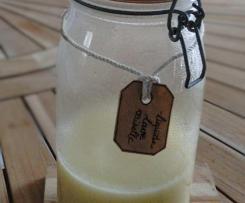 Liquide lave vaisselle au citron