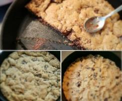 Cookie géant des gourmands