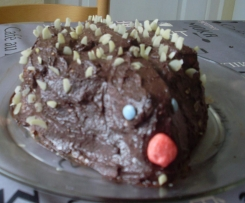 le gâteau hérisson d'Anna