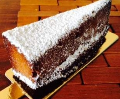 Gâteau fondant à l'amande
