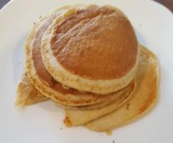 Pancakes allégés
