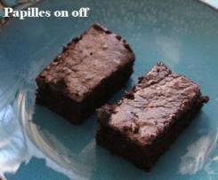 Fondant au chocolat et farine de châtaignes - Ig bas