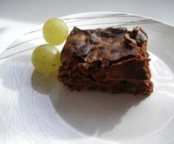 Brownie chocolat-noix