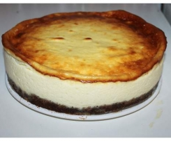 Cheese cake rapide