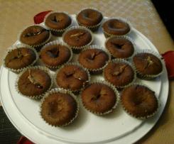 Mi-cuit chocolat coeur caramel