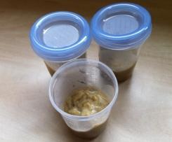 Compote kiwis et bananes pour bébé sans sucre ajouté