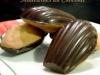 Madeleines au Chocolat