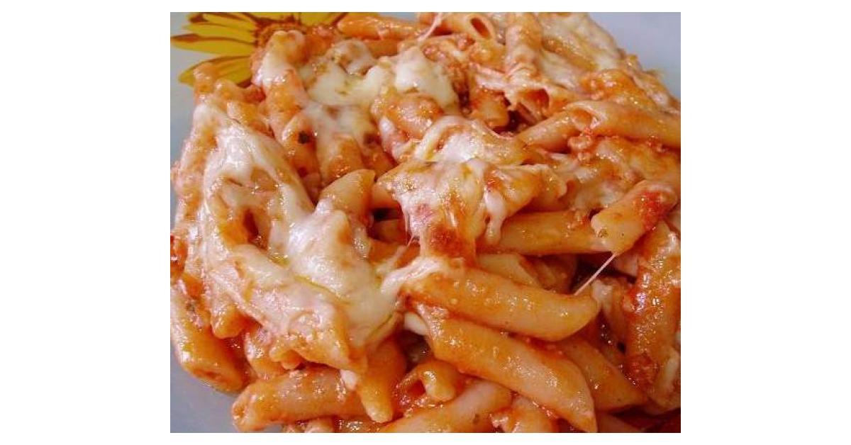 penne au chorizo et au jambon cru by sarah76470 on www espace recettes fr