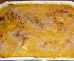 HACHIS pomme de terre et carottes