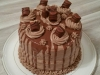 Layer Cake Aux Kinder Bueno ®
