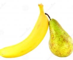 Compote poire/banane (4mois+)