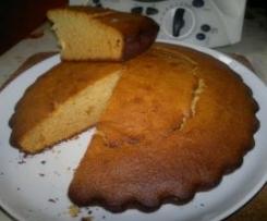 Le gâteau à la farine de châtaignes de Mère-grand