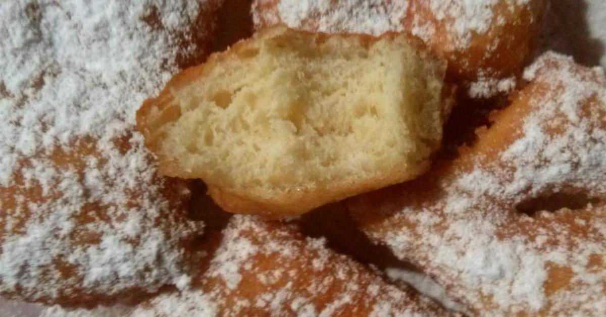 Beignets moelleux par ninie70700 une recette de fan - Recette de beignet moelleux et gonfle ...