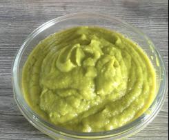Variante jardinière de légumes, veau - purée bébé à partir de 6 mois