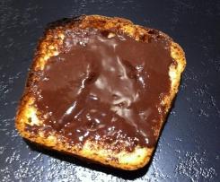 Pâte à tartiner pralinoise