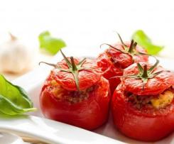 tomates farcies à la chaire à saucisse