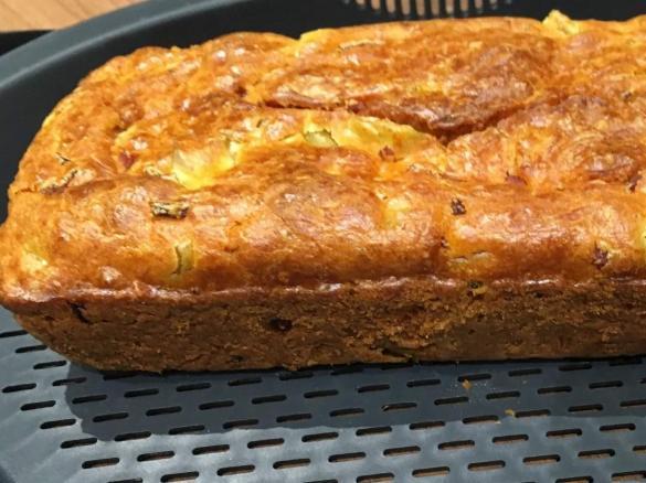 Cake aux olives et jambon par avicca une recette de fan retrouver dans la cat gorie tartes et - Recette cake aux olives et jambon ...