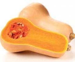 Purée courge butternut pomme de terre pour bébé dès 4 mois