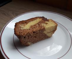 Cake marbre nutella