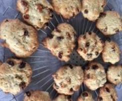 Cookies sans sel