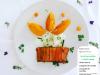 """""""Aux 3 carottes, œuf parfait"""""""