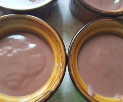 Crème dessert chocolat mascarpone