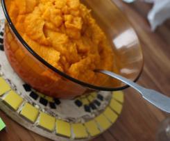 Ma purée de carottes