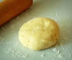 Pate brisée allégée - beurre
