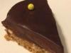 Tarte biscuit au chocolat et caramel beurre salé