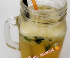 Variante Virgin Mojito ananas 🍍(sans alcool)