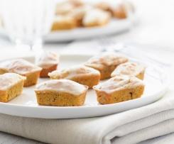 Mini carottes cake régime Light
