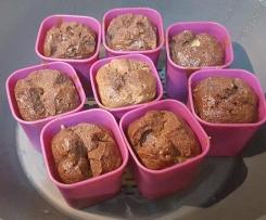 Gateaux chocolat/poire au Varoma