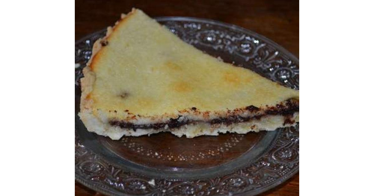 tarte chocolat noix de coco par poulette38 une recette de fan retrouver dans la cat gorie. Black Bedroom Furniture Sets. Home Design Ideas